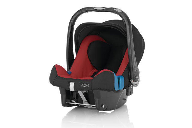 WIN a BABY-SAFE PLUS SHR II and ISOFIX BASE courtesy of Britax!