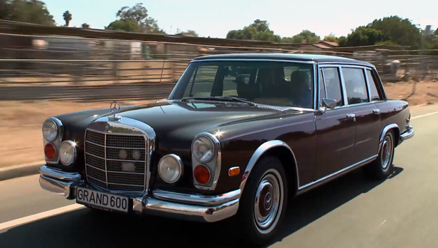 Mercedes-Benz 600 Kompressor