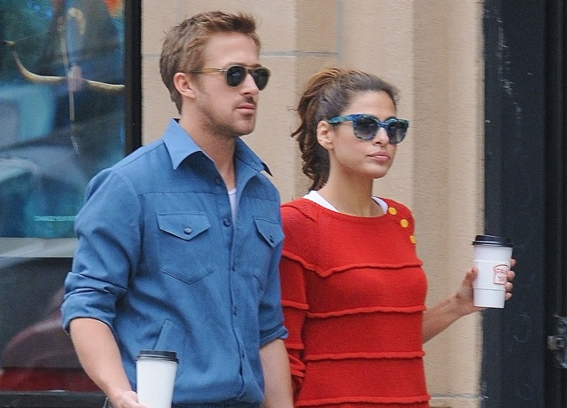 Ryan Gosling and Eva Mendes' baby name revealed
