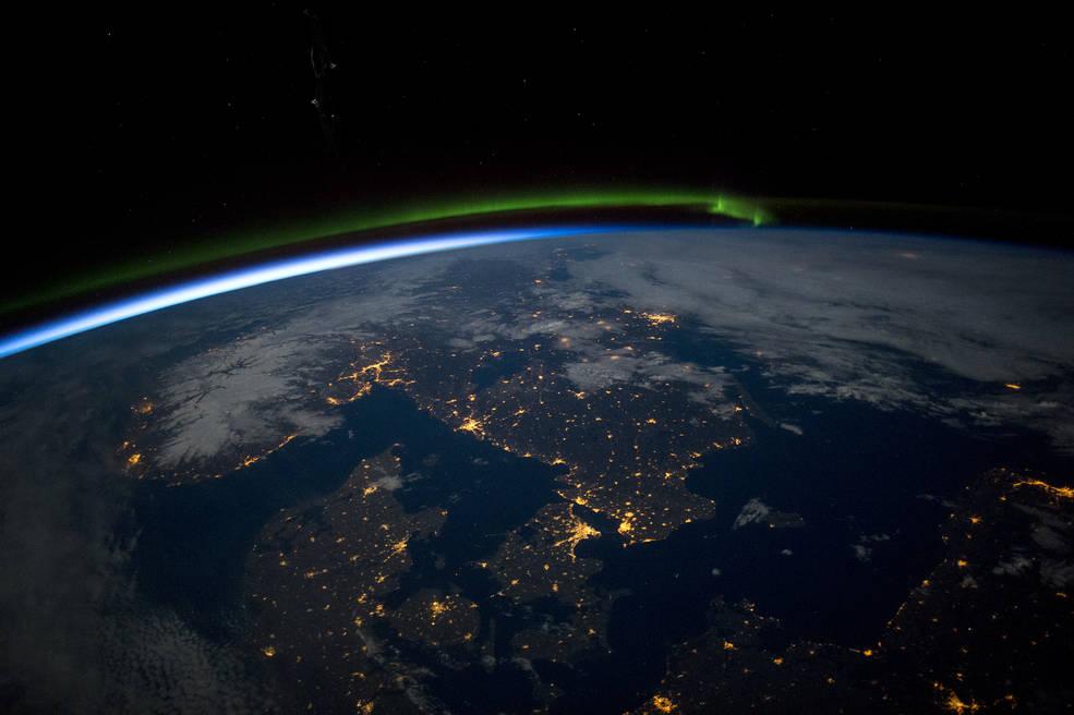 Estas son las mejores fotos tomadas por la NASA en 2015