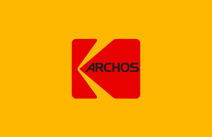 ARCHOS macht ab jetzt KODAK-Tablets