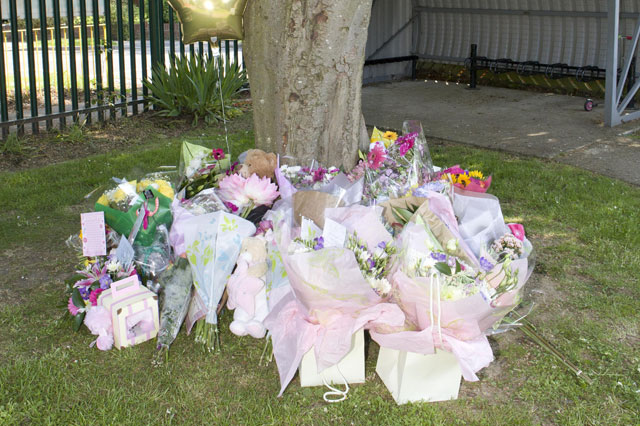 Mum's heartbreaking tribute to five-year-old who died at school
