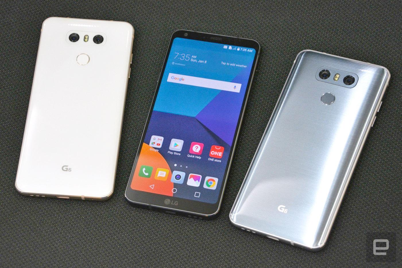 LG Q6 (G6 Mini) podría ver la luz el próximo 11 de julio
