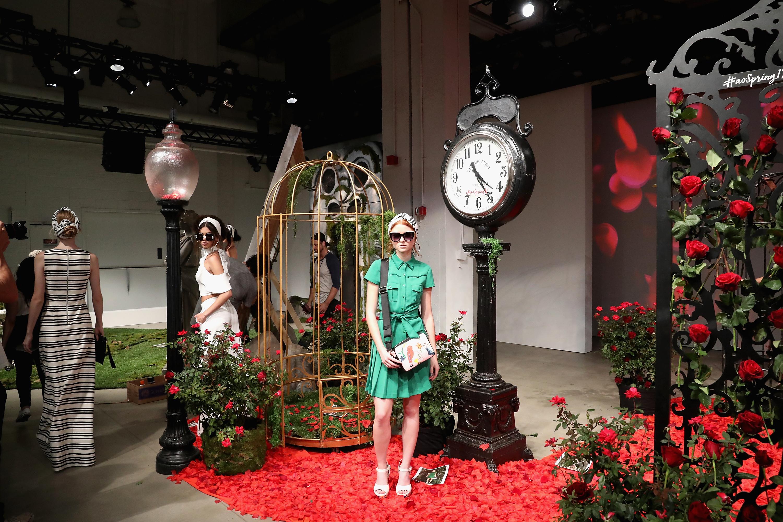 Alice + Olivia by Stacey Bendet Spring/Summer 2017 Presentation