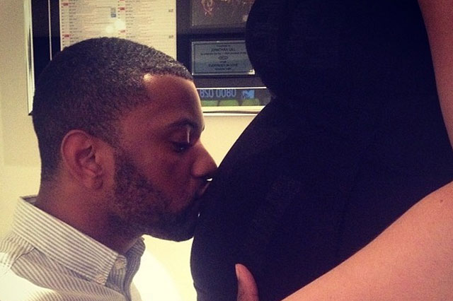 JLS star JB Gill is expecting his first baby