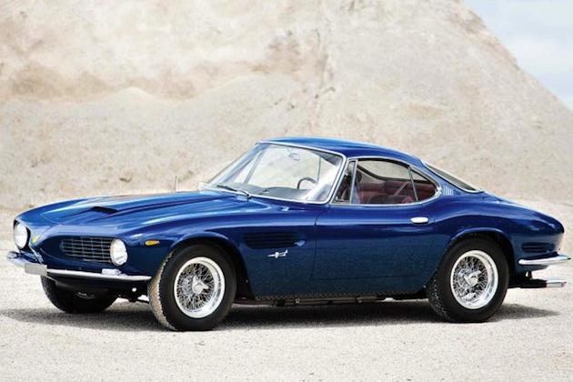 ベルトーネ在籍時のジウジアーロがデザインした特別なフェラーリが、オークションに登場