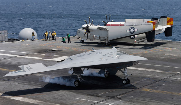 The US Navy wants to protect its drones against hacks