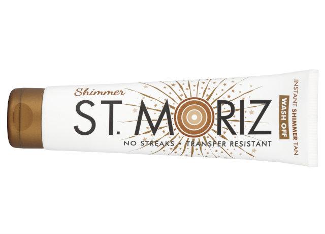 St Moriz Shimmer Tan