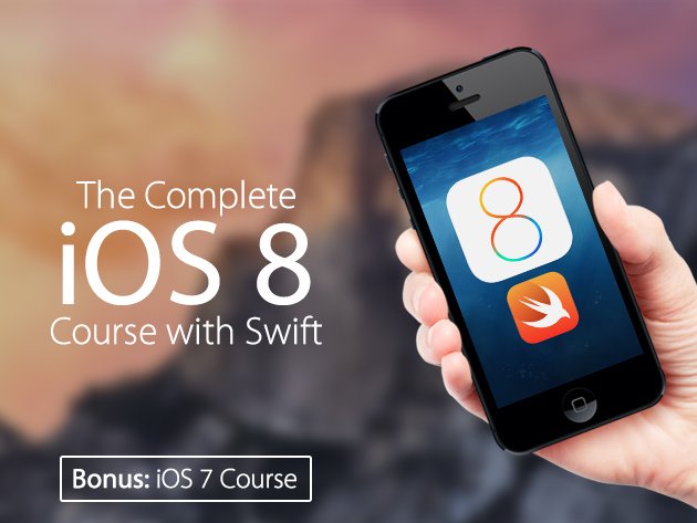iOS 8 Swift Course