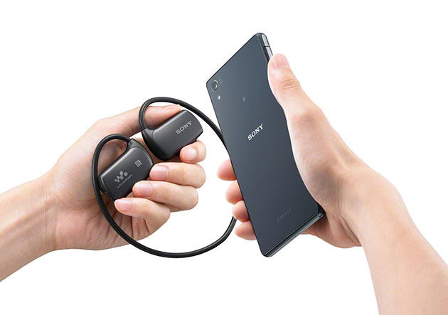 Sony adds wearable and high-res music players to its Walkman line