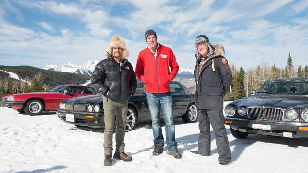あの3人が帰ってくる! 自動車番組『グランド・ツアー』第2シーズンの写真が公開