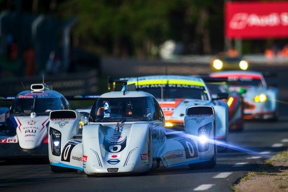 Nissan ZEOD racer