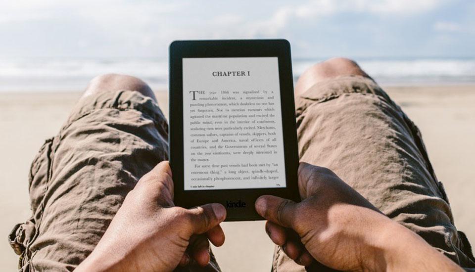 Amazon's 2015 Kindle Paperwhite