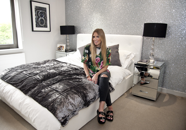 My apartment jaded london co founder jade goulden for Apartment overlooking central park