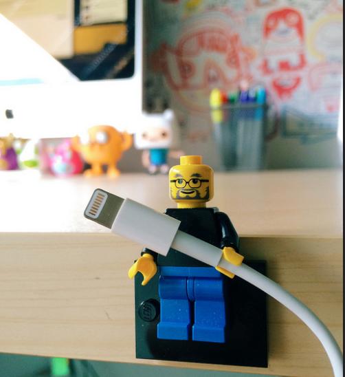 flickr lego steve jobs