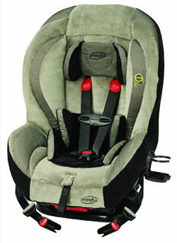 Evenflo car seat recall list 2016