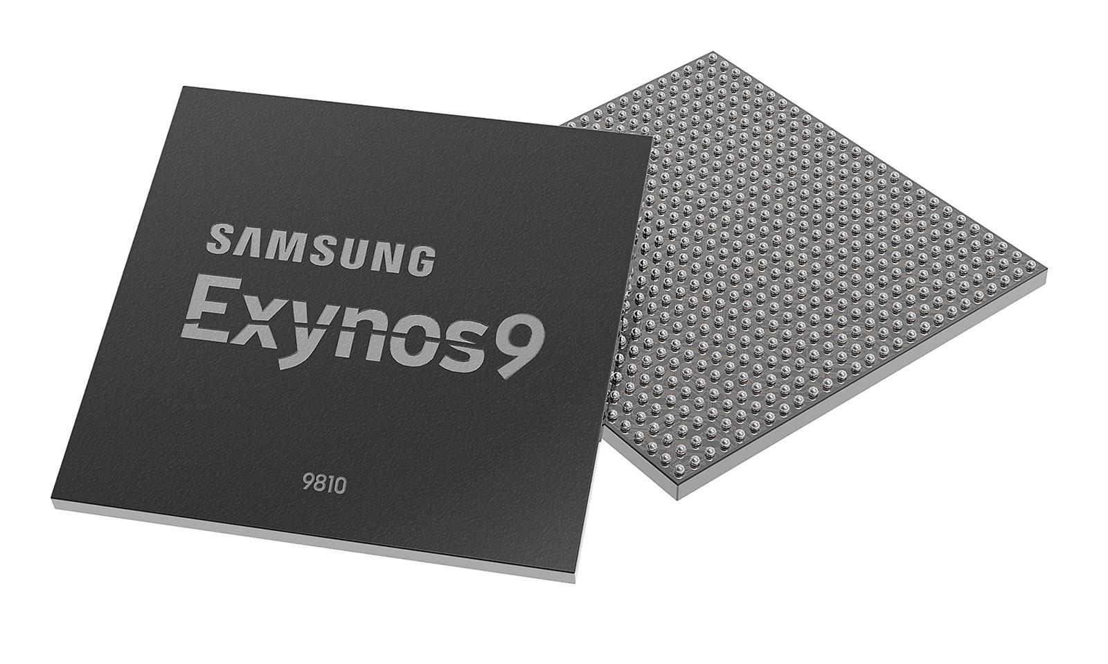 El procesador del Galaxy S9 tendrá funciones de detección facial como las del iPhone X