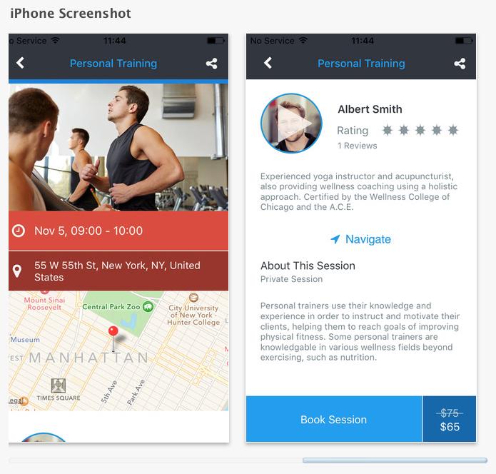 wellb wellness app