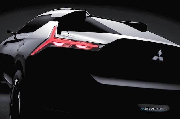 「ランエボ」後継モデルとなるのか!? 東京モーターショー2017で「MITSUBISHI e-EVOLUTION CONCEPT」公開!!