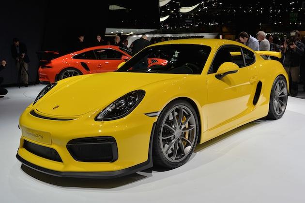 ーストラリアのポルシェ販売店が、未発表の「ケイマン GT4 RS」についてうっかりSNSで漏らす