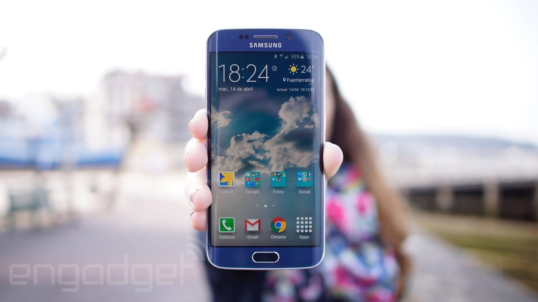 Sigue la rumorología sobre el Galaxy S6 , próximo smartphone tope de ...