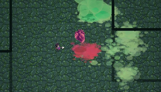 Titan Souls: One hit point, one bow, one arrow, lots of deaths