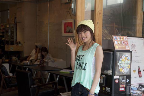 可愛すぎるカフェ店員がネット上で話題 「ヨンアと大島優子を足した感じ」
