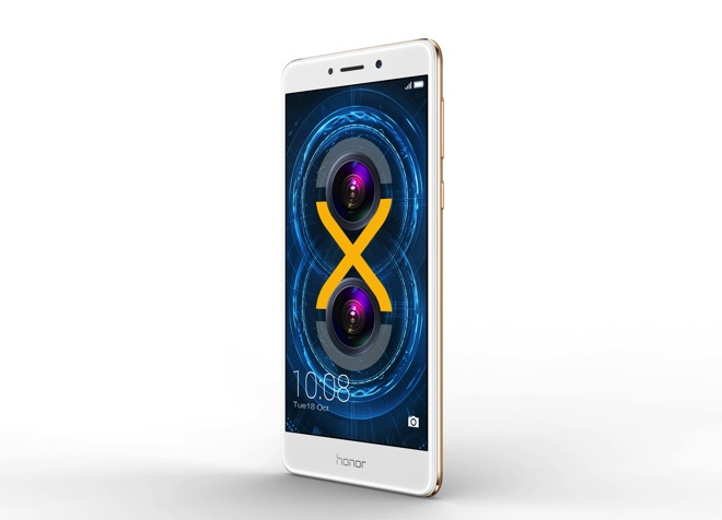 Honor 6X ab sofort in Deutschland erhältlich