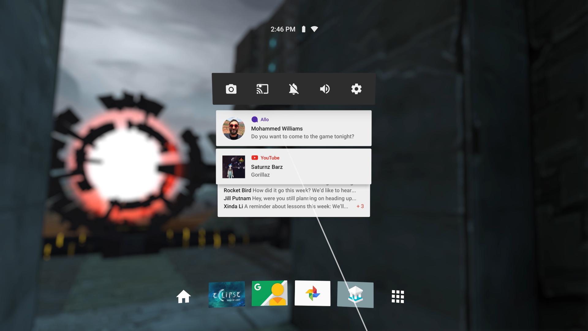 Google Daydream te ofrece muchas más opciones para que no abandones tu mundo VR