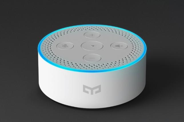 Xiaomis smarter Lautprecher ähnelt dem Echo Dot sehr