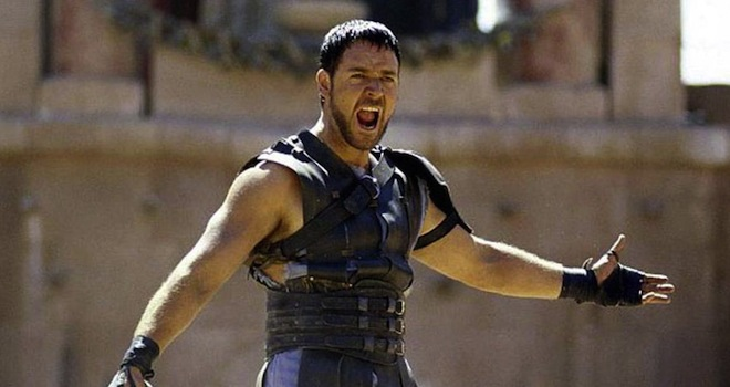 Action Movie Mistakes Gladiator