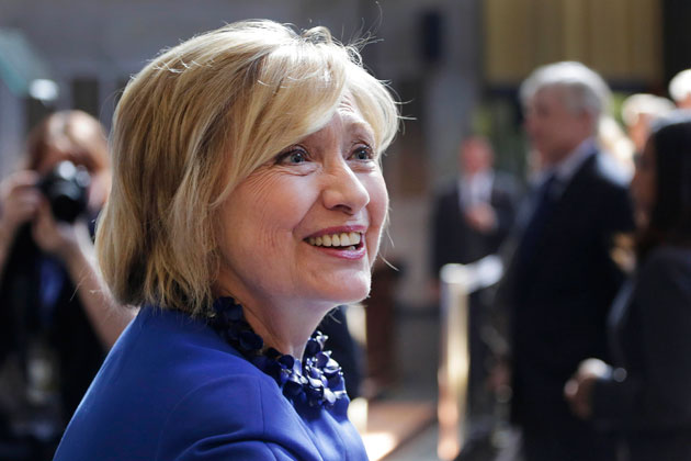 Hillary Clinton wants all police to wear body cameras