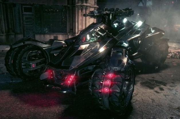 【ビデオ】バットマンの愛車、バットモービルの最新モデルが公開!
