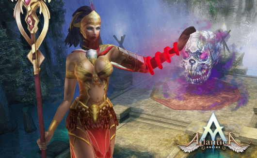 Atlantica Online New mercenary Atlantica Online gets new class, dungeons, and more