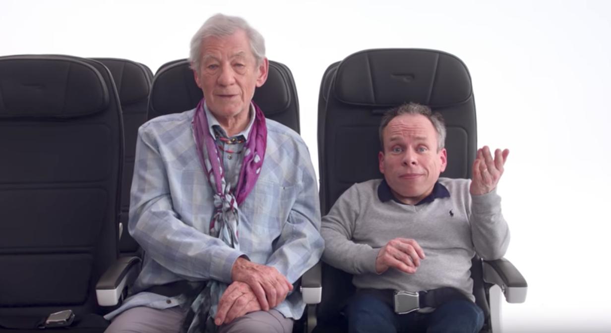 British Airways zeigt das beste Sicherheitsvideo aller Zeiten