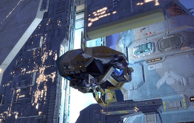 Inside Gearbox's plan to resurrect 'Homeworld' with 12-year-old tools