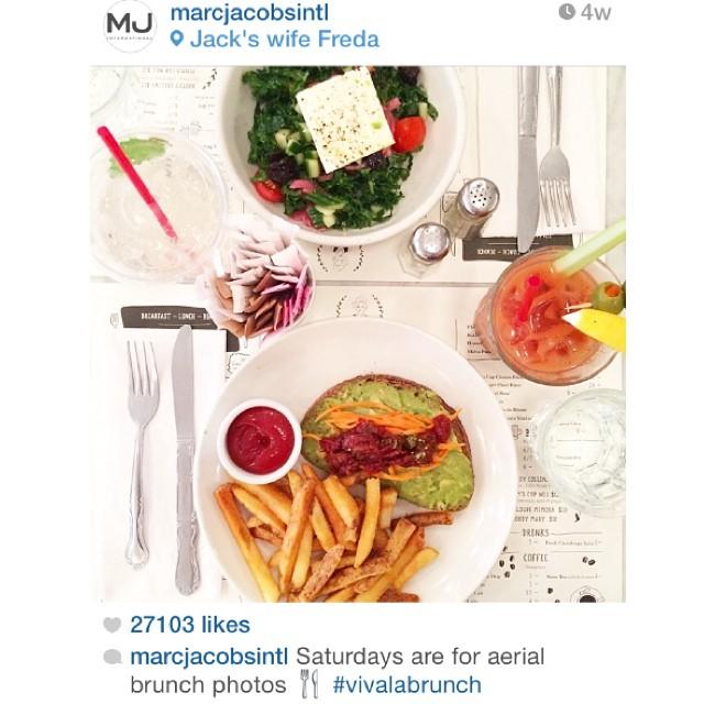 Marc Jacobs Instagram