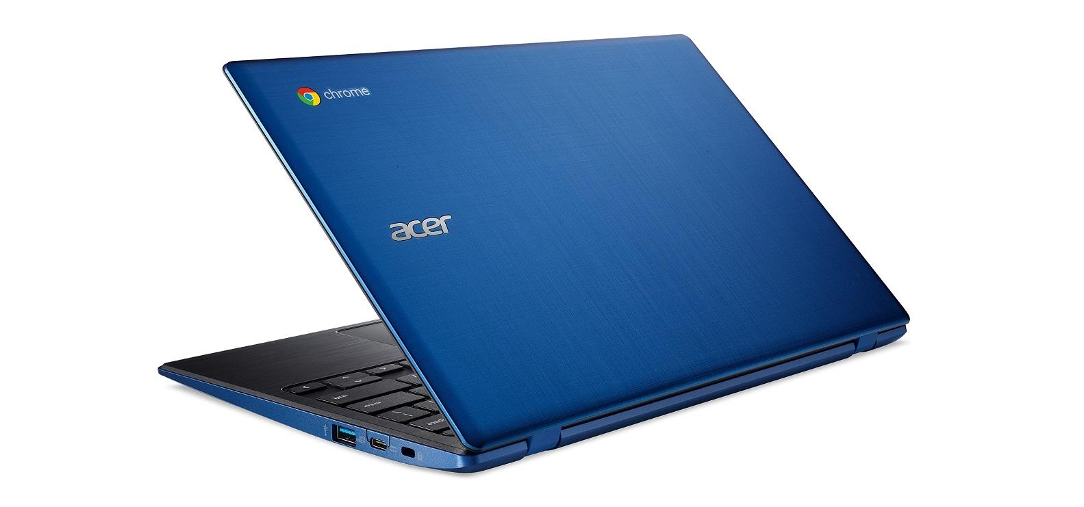 Neues Acer Chromebook 11 mit 10 Stunden Batterielaufzeit und USB-C