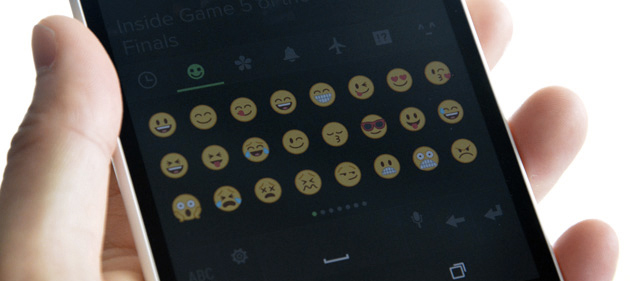 Emojli is a social network composed entirely of emoji