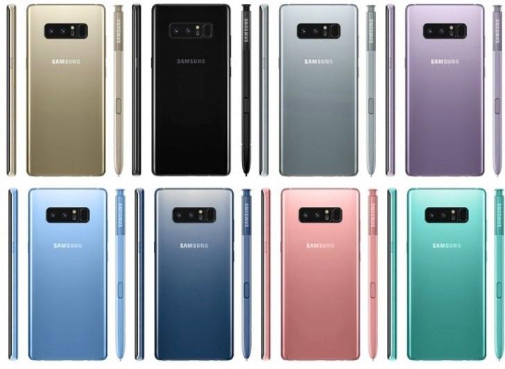 Galaxy Note 8: Wohl doch erst ab 15. September im Handel