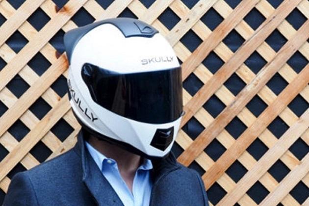 クラウドファンディングで資金を募っていたスカリー社、ARヘルメットの製品化を断念