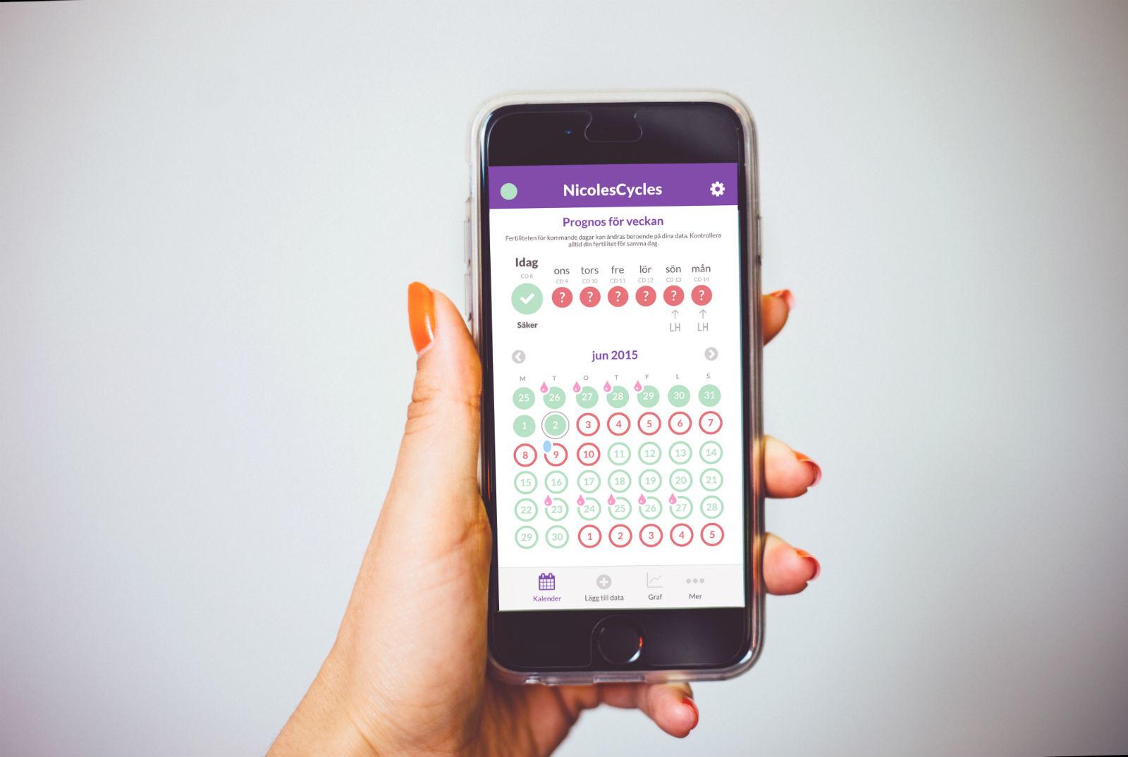 Una app contraceptiva en el centro de la polémica tras múltiples embarazos no deseados