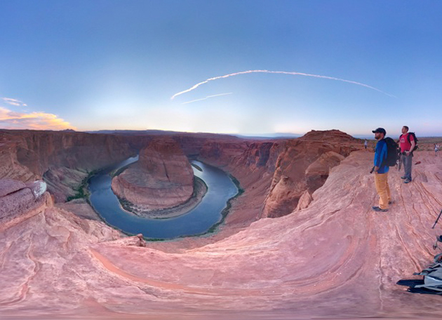 A Grand Canyon Photo Sphere