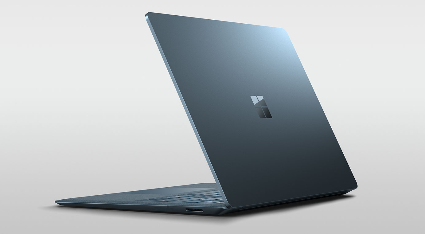 Compara el nuevo Surface Laptop con la competencia