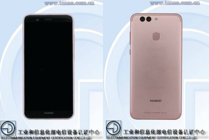Huawei bereitet das Nova 2 vor