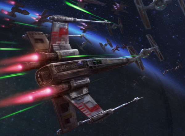 X-Wing And Tie Fighter Getting Digital Re-Releases