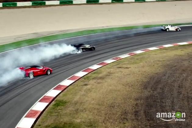 【ビデオ】新自動車番組『グランド・ツアー』、日本でも11月18日より配信開始! Amazonプライム会員登録をお忘れなく!