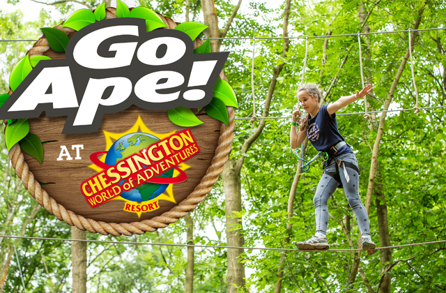 17+ active Go Ape UK coupons, promo codes & deals for Dec. Most popular: 10% Off on Tree Top Adventure.