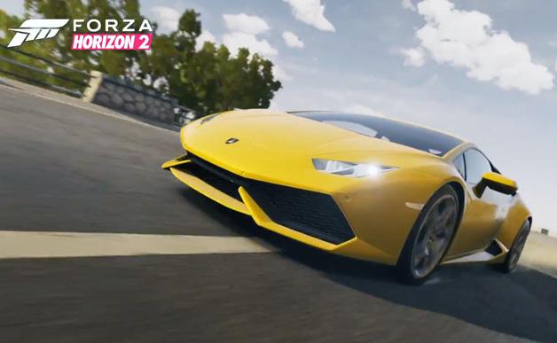 【ビデオ】欧州のドライブを存分に楽しめる! 人気ゲーム『Forza Horizon 2』が9月に発売