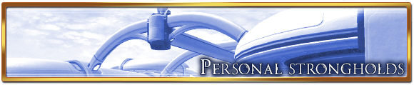 Personal strongholds